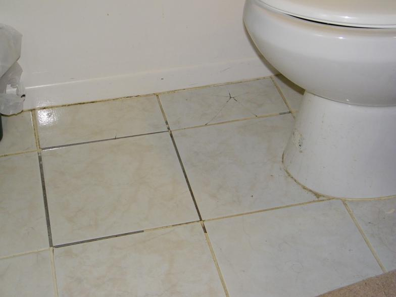 Bathroom Tiles Loose indoors